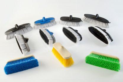 Car wash brooms
