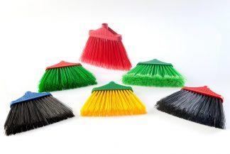 Flat brooms